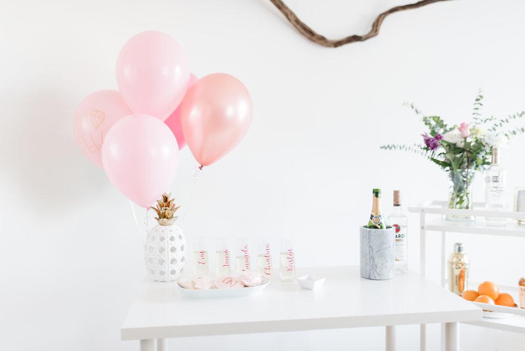 Bridal Shower, Bachelorette Party, Engagement Party