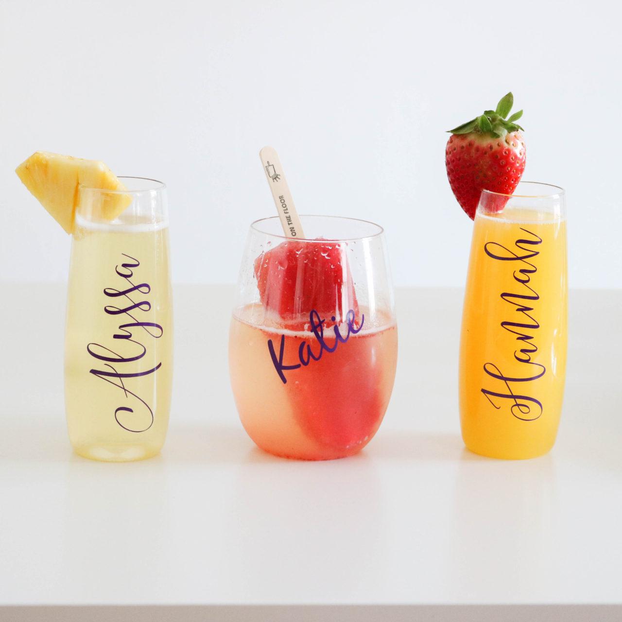 Mimosas: 3 Ways