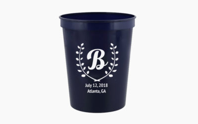 Personalized Stadium Cups NOW AVAILABLE!
